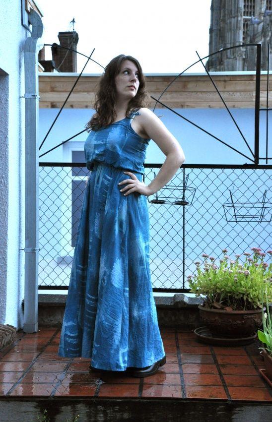 Seasalt Dress by Annette Tirette | Project | Sewing / Dresses | Kollabora #diy #kollabora #sewing #dress