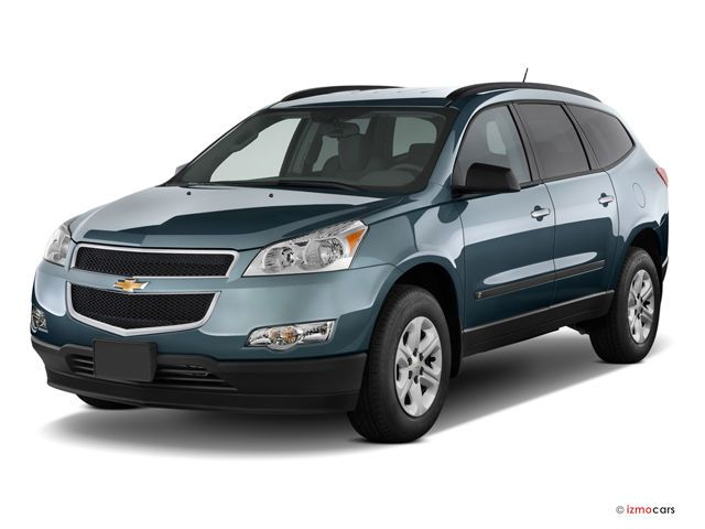 The 2009 Chevrolet Traverse Is Ranked 7 In 2009 Affordable
