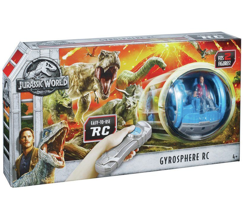 Jurassic World Radio Controlled Gyrosphere World radio