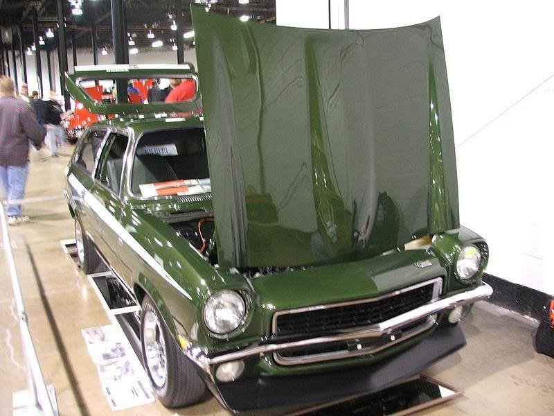 Yenko Stinger Vega Wagon Chevrolet Vega Chevy Super Cars