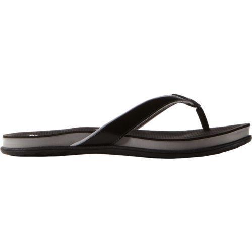 Men's adidasWomen's Supercloud Plus Flip Flop Sandal Black/Silver