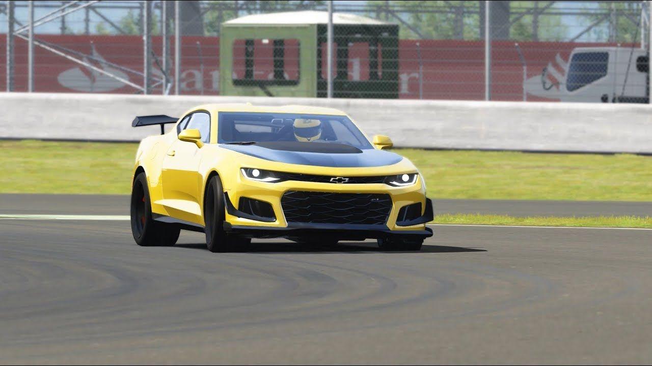 Chevrolet Camaro Zl1 1le Top Gear Silverstone Em 2020 Com Imagens