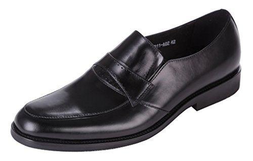 ROYAL WIND Men's Black Slip-on Comfort Leather Shoes Size 10 ROYAL WIND http://www.amazon.com/dp/B00YX5ZTKO/ref=cm_sw_r_pi_dp_DIL6wb1FX88GP
