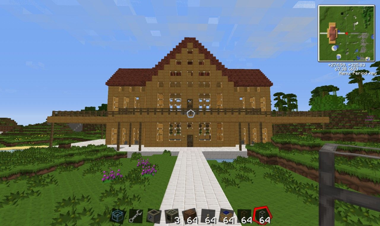 amazing minecraft houses | cool stuff | Pinterest | Amazing ...