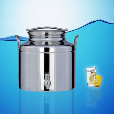Minox Stainless Steel Water Dispenser Fusti 5 Liter Water Dispenser Steel Water Minox