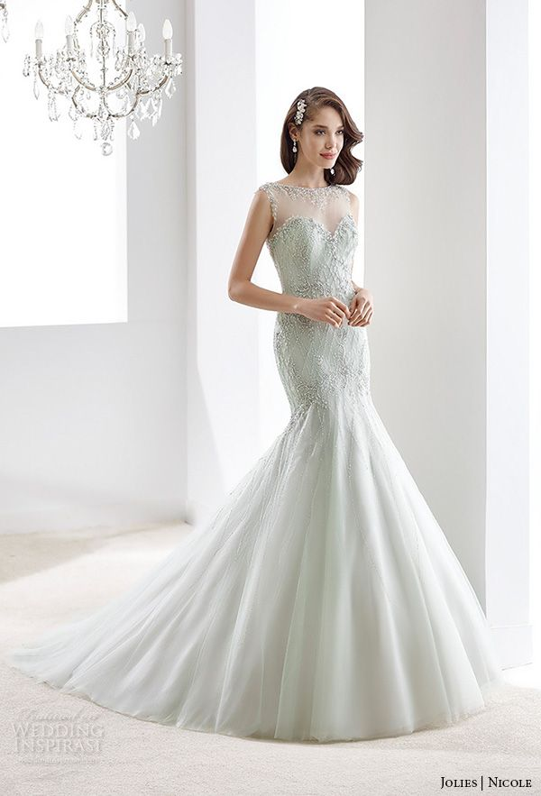 Nicole Jolies Collection 2016 Colored Wedding Dresses Wedding Inspirasi Informal Wedding Dresses Nicole Spose Wedding Dress Wedding Dresses