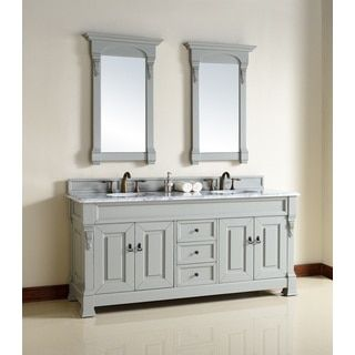 Shop For 72 Inch Double Sink Vanity In Greyget Free Delivery At Best 72 Inch Bathroom Vanity Double Sink Review