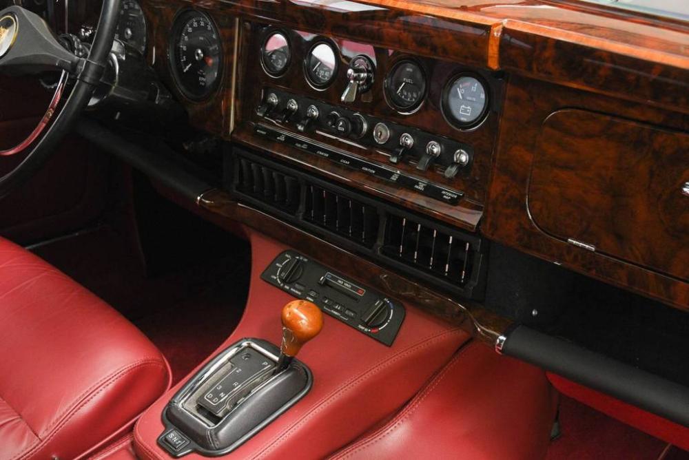 1966 Jaguar Mark X With A Modern Xjr 6 Powertrain Engine Swap Depot Jaguar Classic Cars Classic Cars British