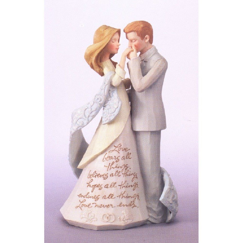 Anniversary Couple Figurine-Karen Hahn