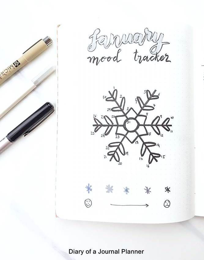 winter mood tracker