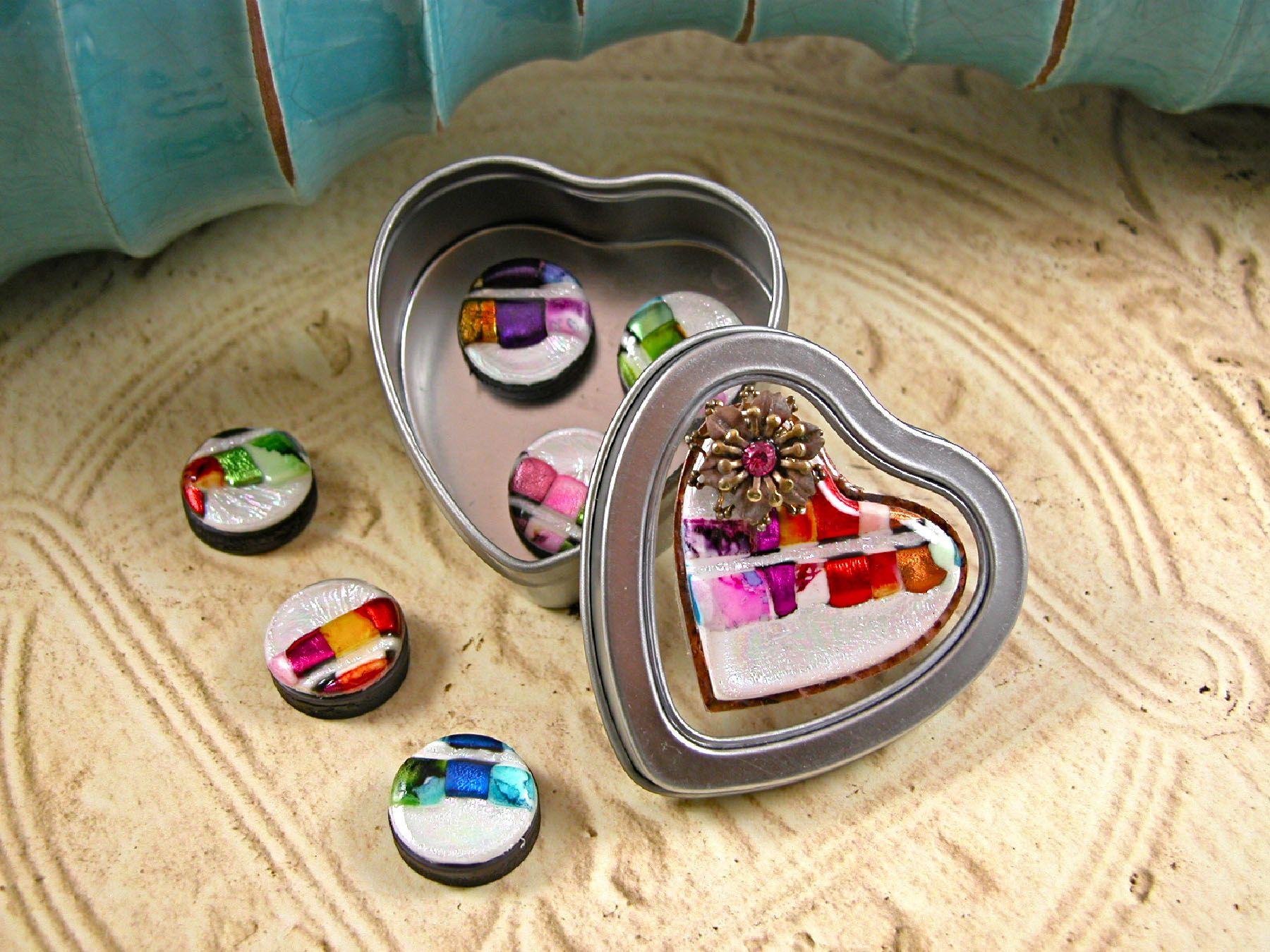 Give A Heartfelt Gift Tutorial 8 Friendly Plastic Ideas