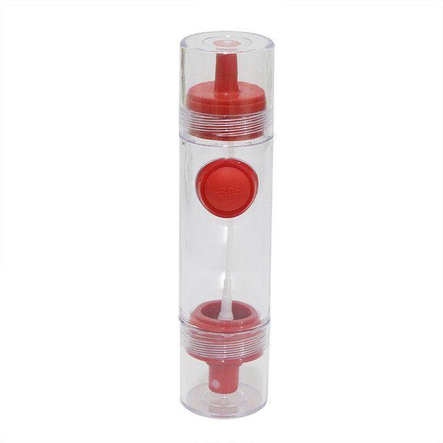 2 in 1 Oil Sprayer and Dispenser - Great for Vinegar and Lemon Juice Too!