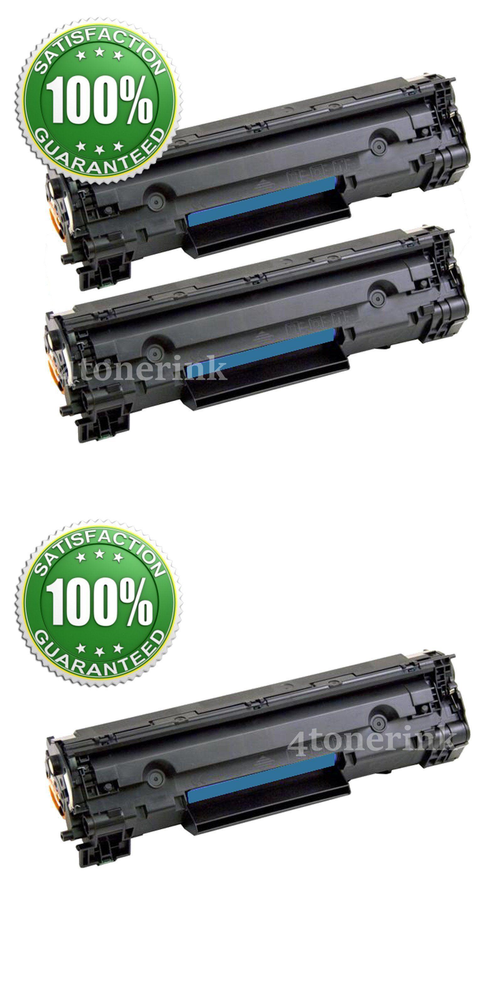 Toner Cartridges 16204 2pk Black Toner Cartridge For Canon 128