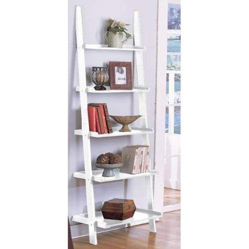 Ladder Bookshelves White Ladder Bookcase Ikea Ladder Bookshelf