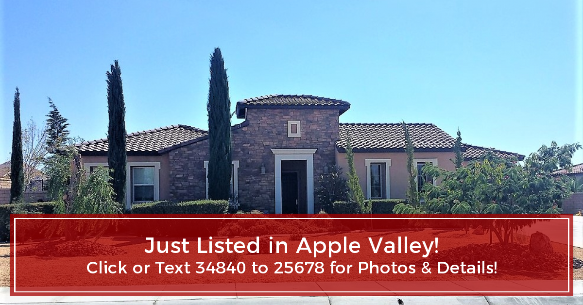 Find Luxury Homes For Sale In Apple Valley Gated Communities Located