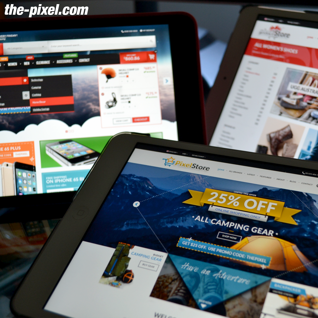 Thepixel Why Any Every Small Business Needs A Website Ecommerce Shop Website Design Online Traffic