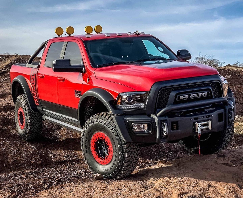 Custom Dodge Ram Power Wagon Ram Power Wagon Power Wagon Ram Trucks