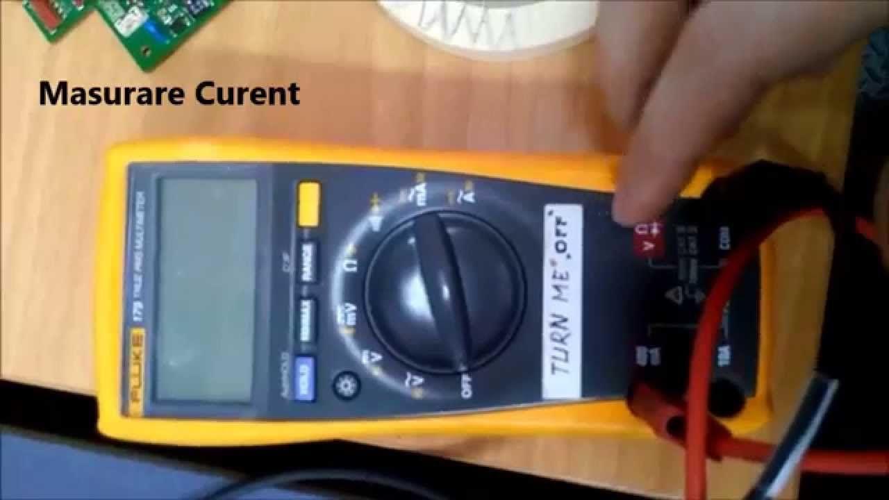 Cum Se Foloseste Un Multimetru Tutorial Măsurători