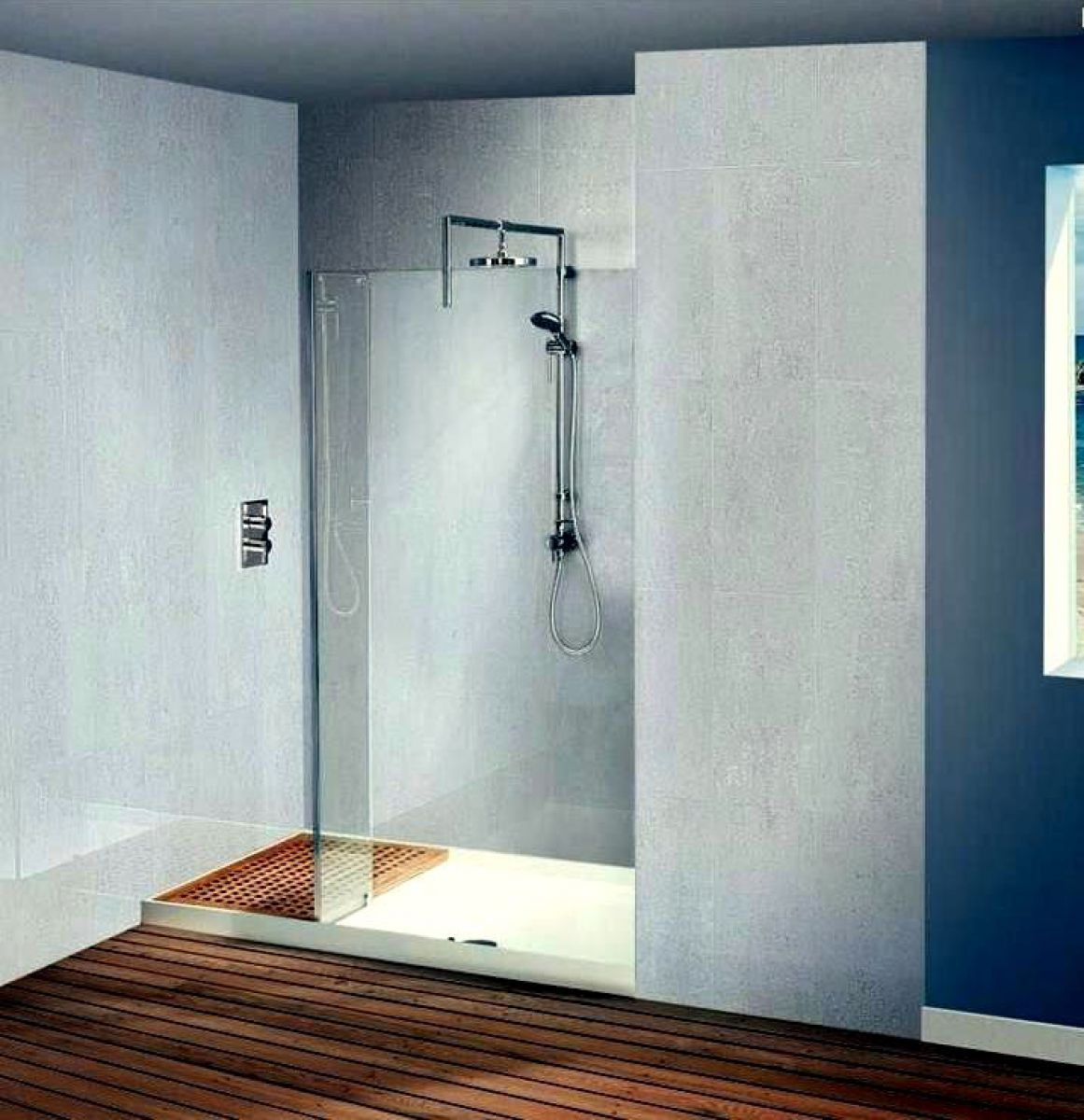 Image result for walk in recessed shower enclosure   Ideas for the ...