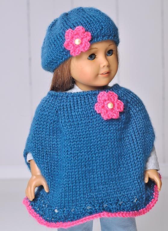 Pin de Victoria ~ Rose en American Girl Doll | Pinterest | Ponchos ...
