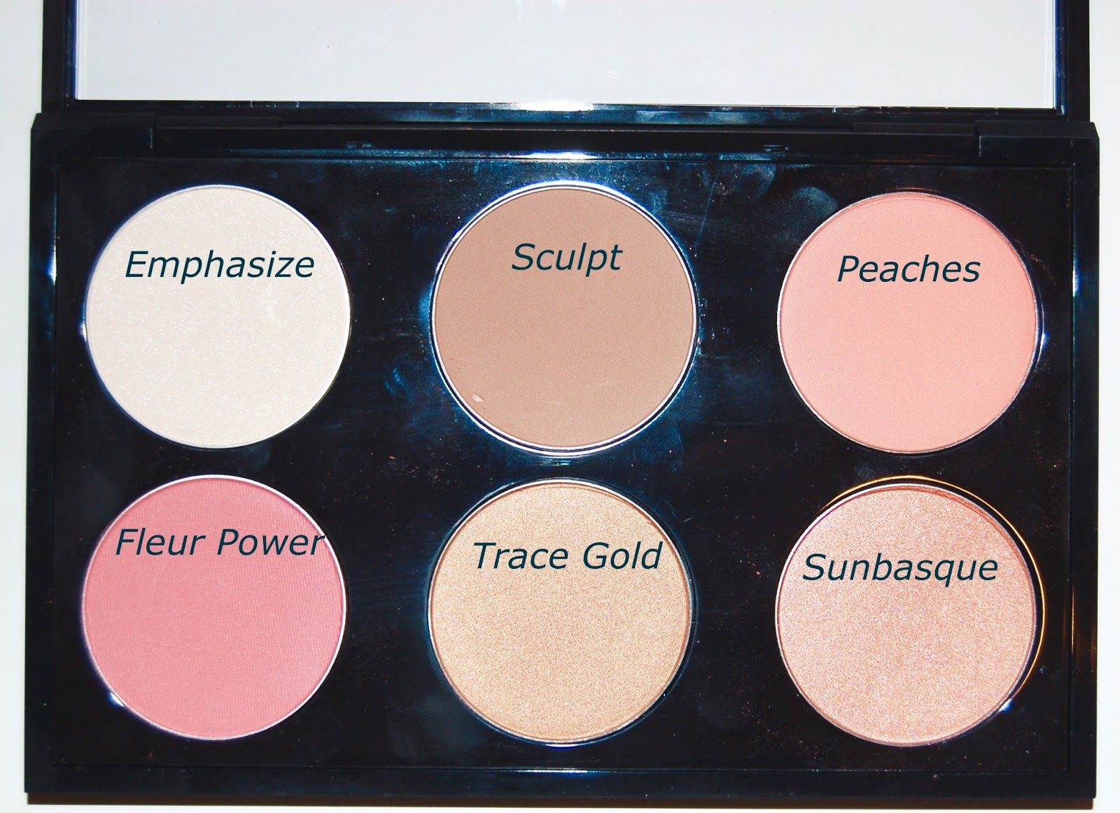 MAC Contour & Sculpt Yourself Palette - Review