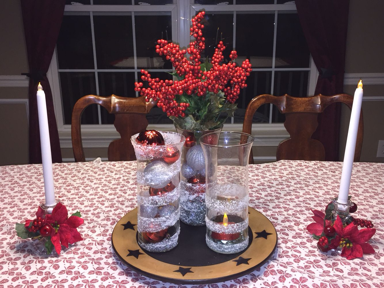 Dollar Tree Christmas Decorations. Christmas Table ...