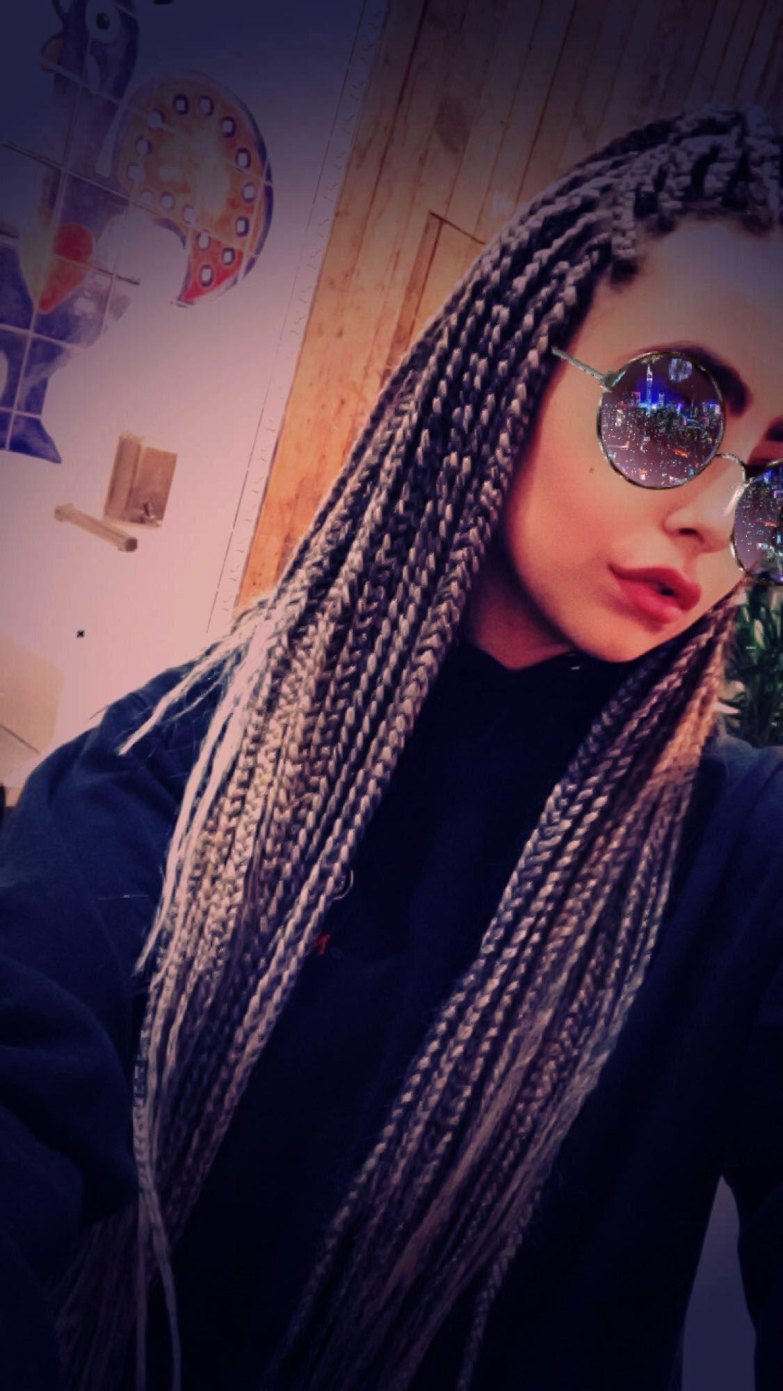 Stunningly cute ghana braids styles for hairrr pinterest