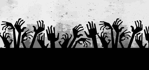 Zombie Hands Zombie Hand Zombie Zombie Vampire