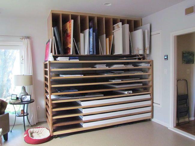 Transform your Garage Into an Art Studio