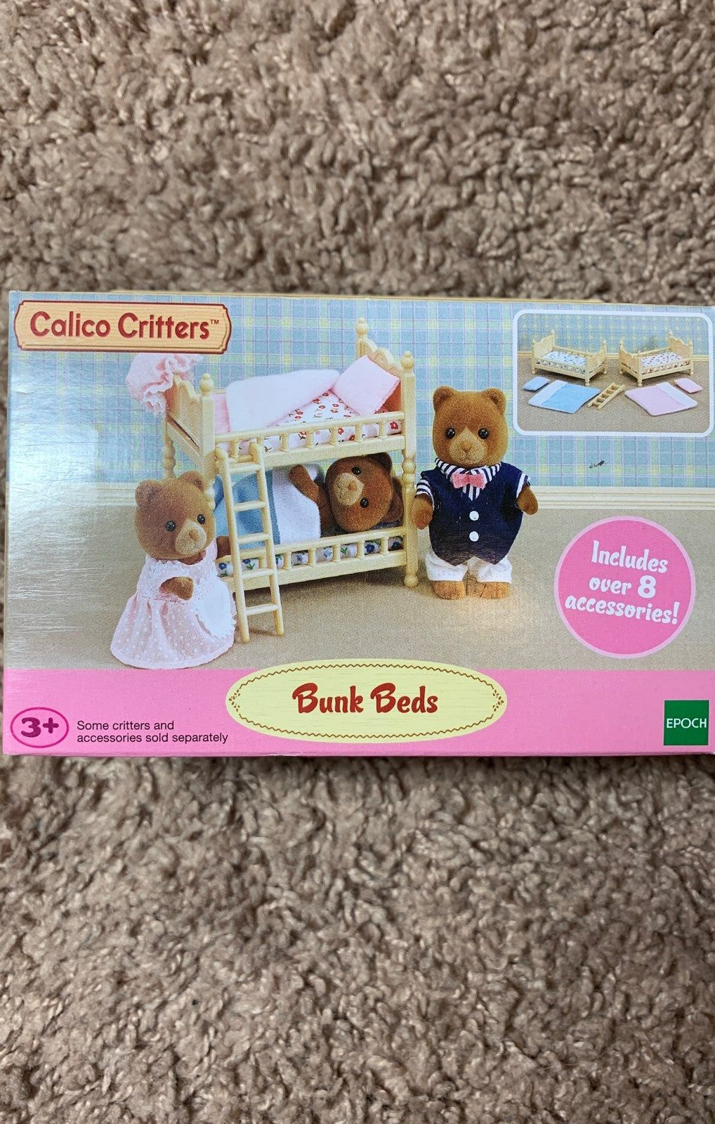 Pin On Calico Critters For Sale Mecari