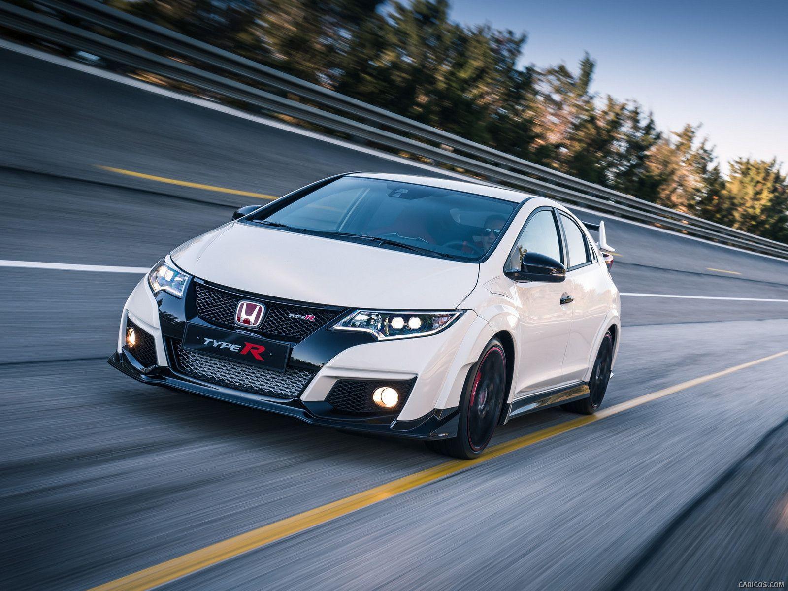 2015 Honda Civic Type R Wallpaper Honda civic type r