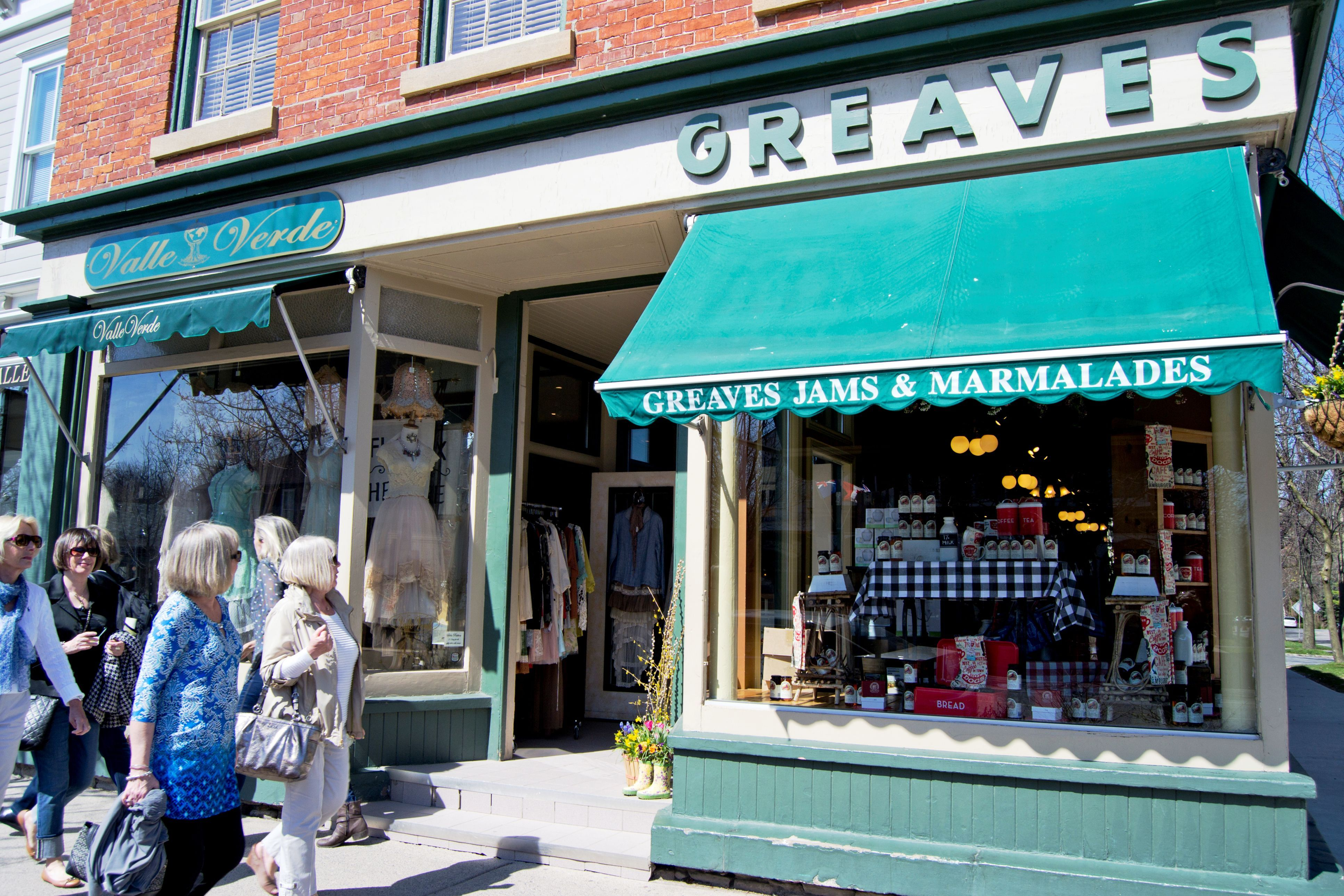 Image result for small town craft storefront business