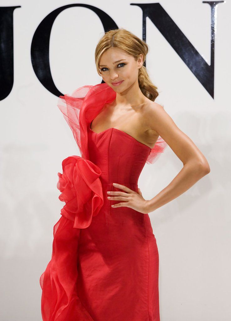 Miranda Kerr . In January 2011, Kerr became the first