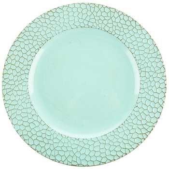Light Blue Textured Plastic Plate Charger  sc 1 st  Pinterest & Light Blue Textured Plastic Plate Charger   wedding u003c3   Pinterest ...