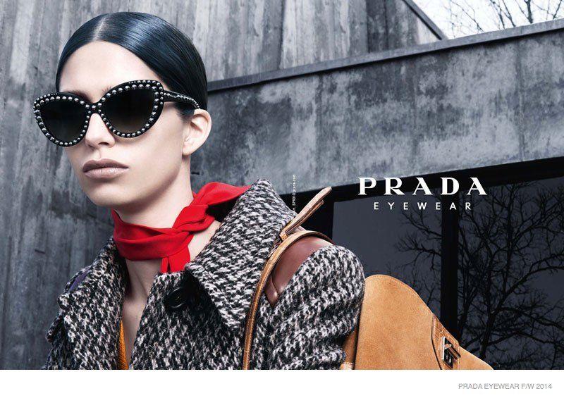 Resultado de imagem para prada eyewear 2015