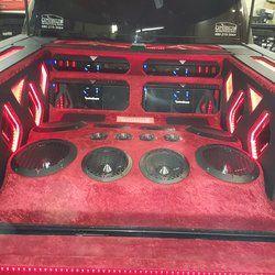 Unique Autosound and Security Solutions - Mesa, AZ, United States. full custom built. full custom built car audio ...