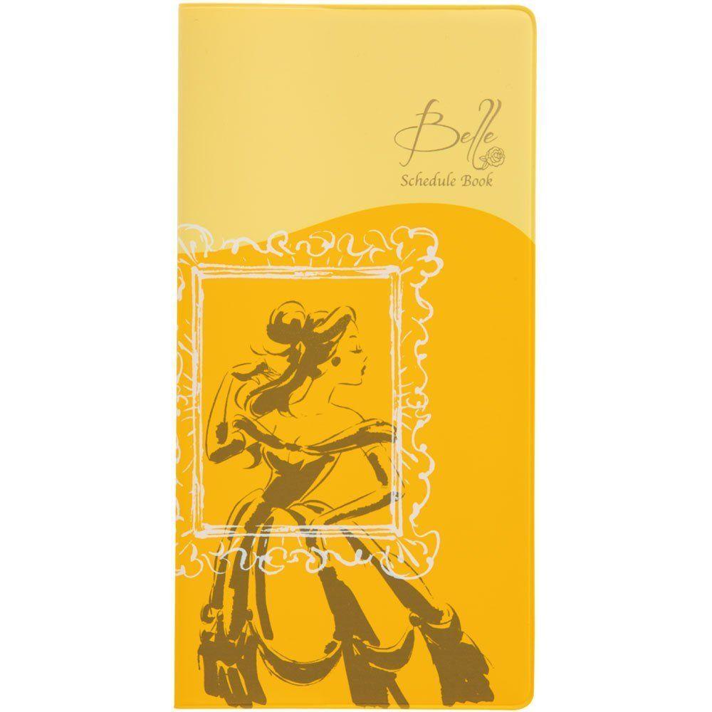 2017 Disney Princess Belle Schedule Book Monthly Planner Long Type Yellow.  Disney Princess BelleMonthly PlannerIndustrial OfficeOffice SuppliesSnoopyHello  ...