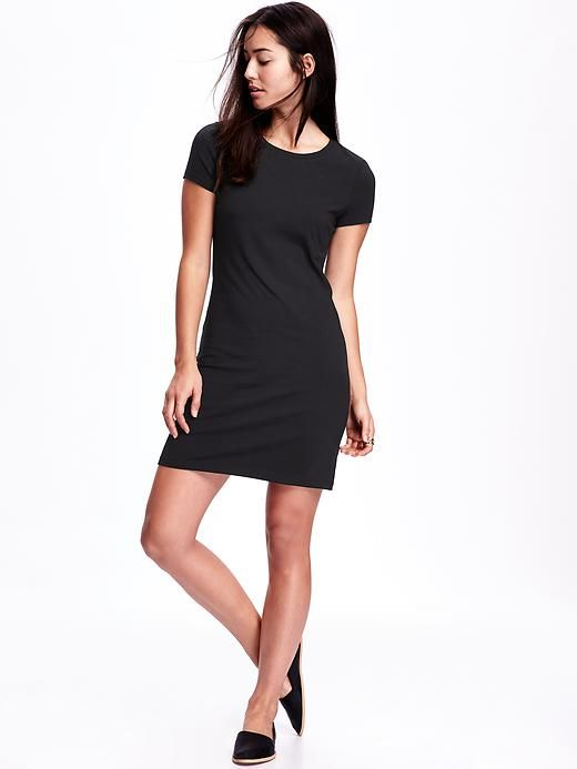 cb820f6e3d5d Fitted Tee Dress for Women - might be nice for traveling this summer ...