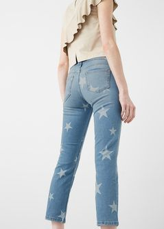 Jeans relaxed crop Star