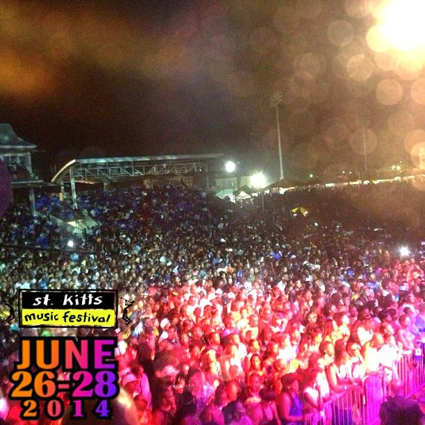Follow your heart to the music! | St. Kitts Music Festival