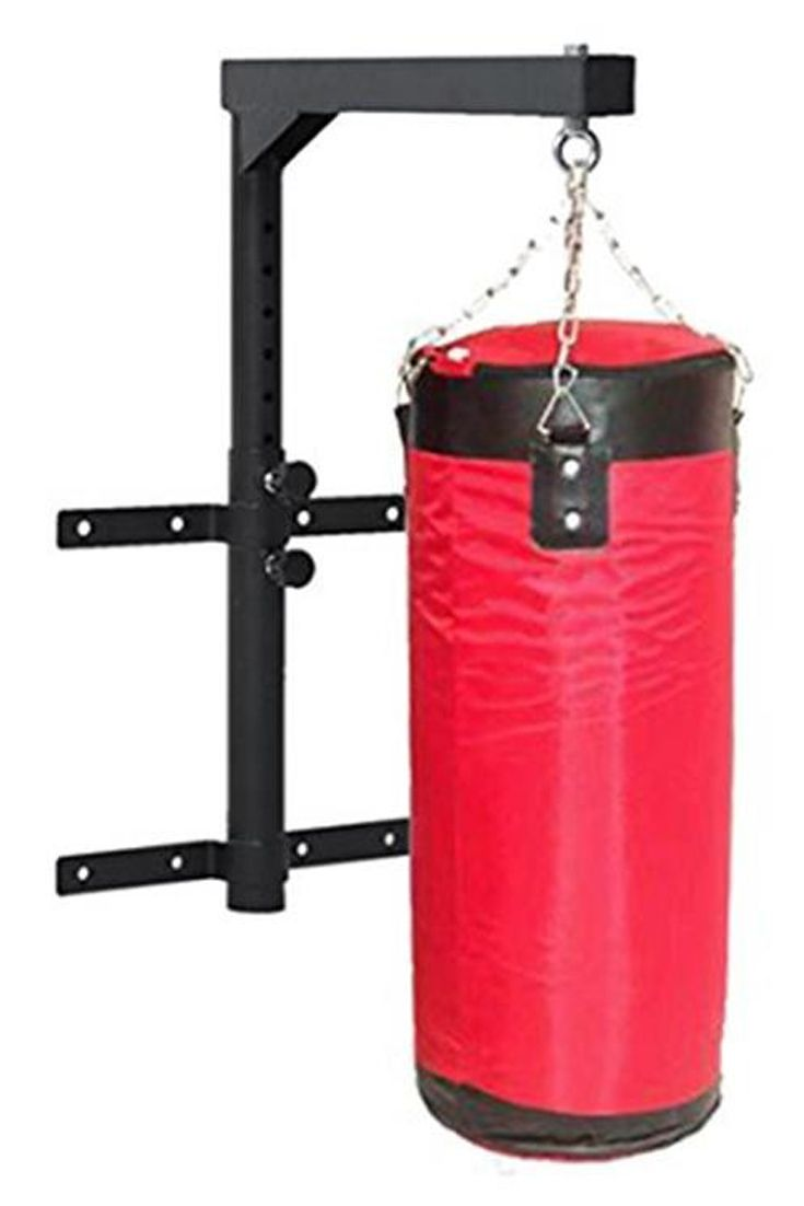 Train To The Best Of Your Potential With The Heavy Bag Boxing Wall Mount Hanger From Soozier The Dual Mounting Syste Punching Bag Stand Heavy Bags Boxing Bags