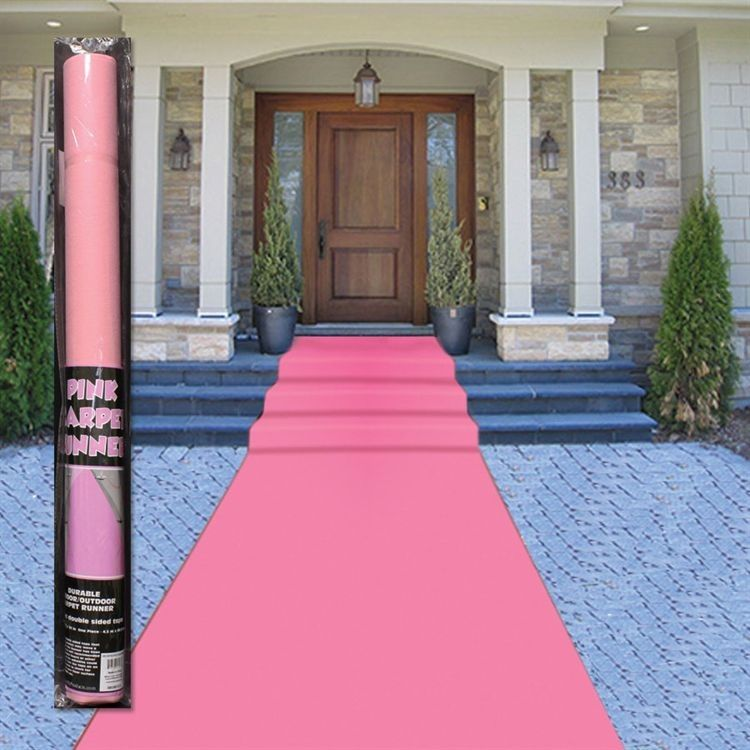 Pink Carpet Runner Pink Carpet Red Carpet Runner Red Carpet Party