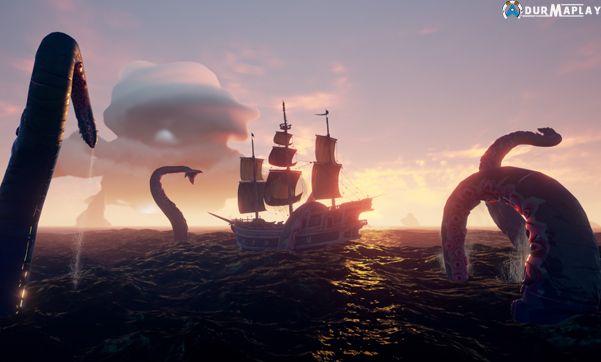 Sea of Thieves'in Yeni Güncellemesinde Neler Olacak? Sea