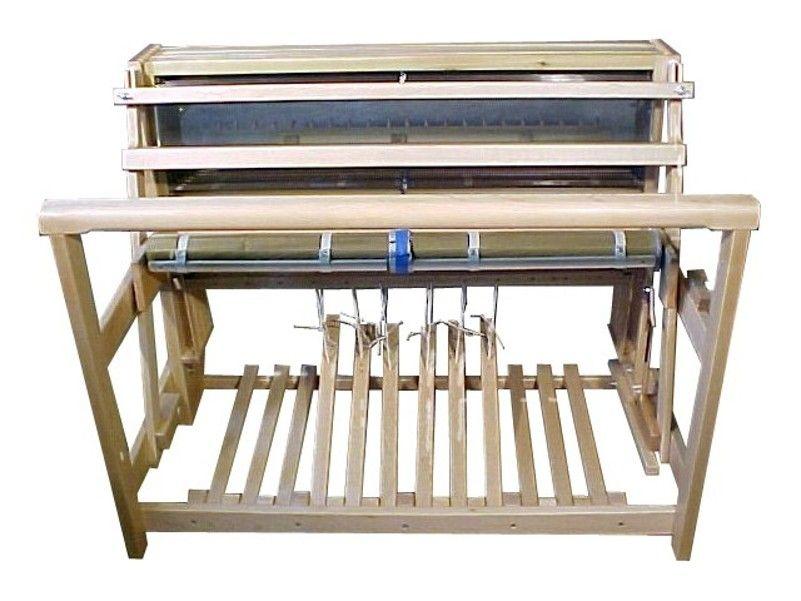 Gilmore Maple Floor Looms - 8 shaft twelve treadle (mine
