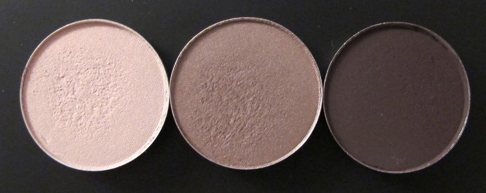 seedy pearl shale shadowy lady Makeup nails, Mac makeup
