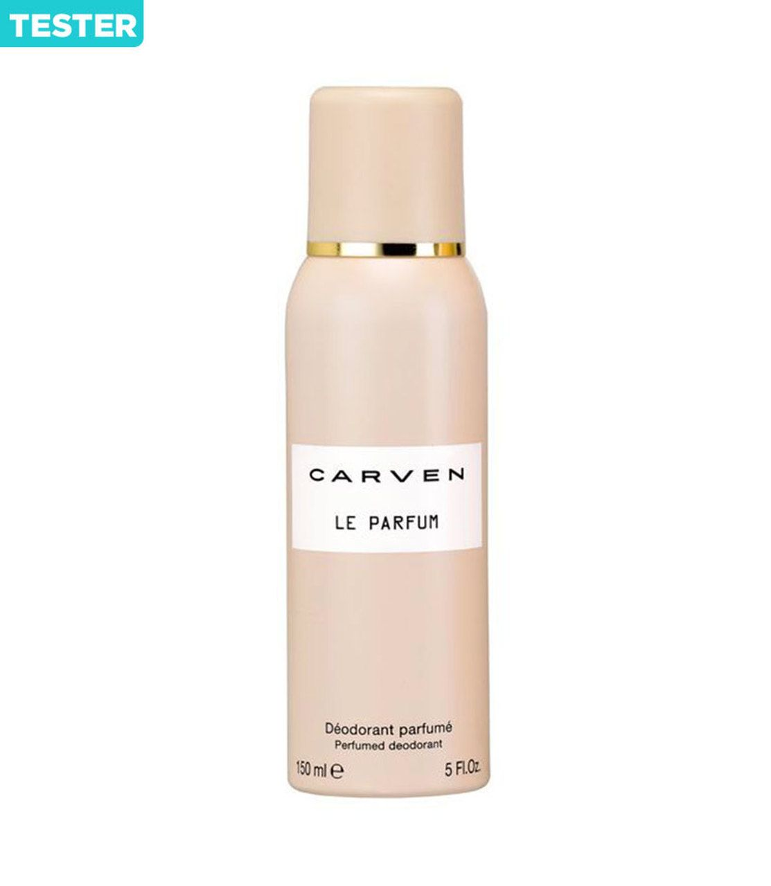 Photo of Carven Le Parfum Deodorant Spray 5 oz Tester