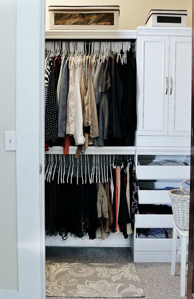 Simple Closet Organization Ideas Part - 32: Closet Organization Tips