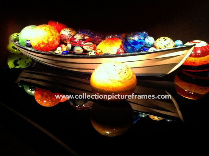 Murano Glass Chihuly By Collection Picture Frames On