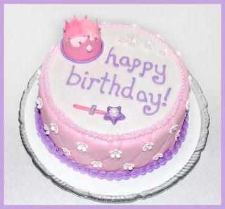 Jeneze Cake Design Simple Princess Birthday Cake Utah County Cake