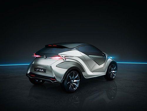 Pin On Lexus Concept Future Vehicles